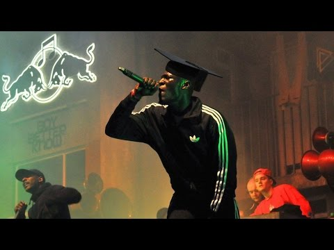 #GSAP 24.02 - Stormzy - Talks At Oxford University -