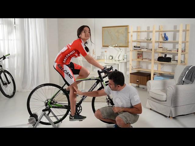 bisiklet okulu - sele ayarı