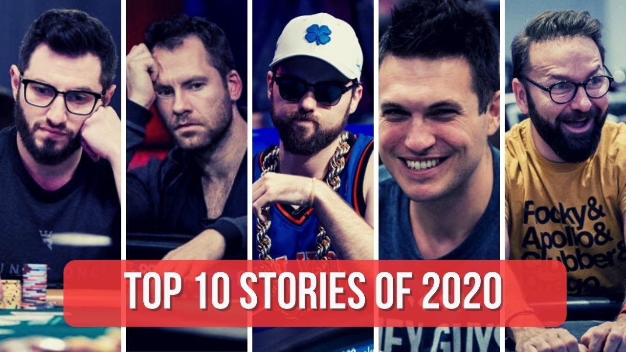 PokerNews Podcast: Top 10 Stories of 2020