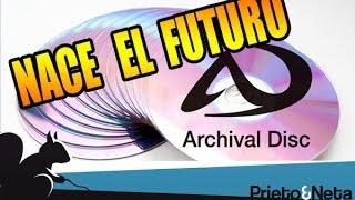 NACE: Archival Disc de Sony (El futuro lector de PS5) - EL FUTURO