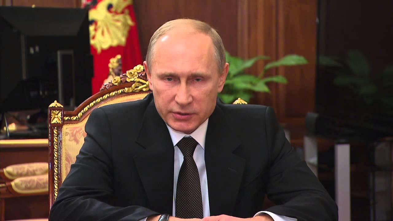 День рождения Путина 7 октября 2015 (63 года)