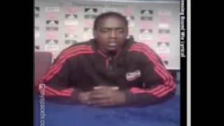Toon striker Nile Ranger