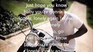 Ne-Yo - Lonely Again (NoShout) Lyrics