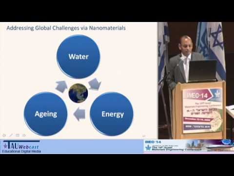 Quest for Clean Energy, Water and Regenerative Medicine Using Nature's Building Blocks
