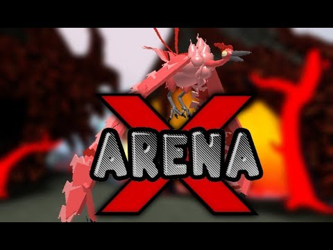 Roblox Arena X Bewni New Level Exp System Arena X Youtube