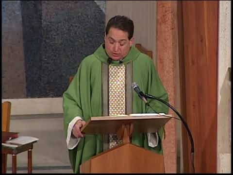 SSP Mass 31st Sunday in Ordinary Time November 4, 2018
