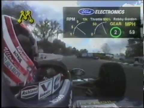 Indy Car 1994 - Detroit - Brazil Broadcast