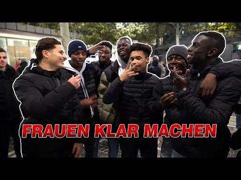 Wie macht man Frauen in Frankfurt klar? 😂 | YaviTV