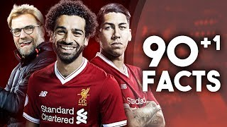 90+1 Facts About Liverpool!