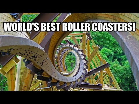 Worlds Best Roller Coasters
