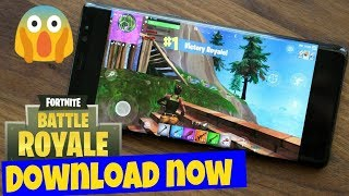 Fortnite battel royal released hurry download now // Technical gaming // in hindi urdu