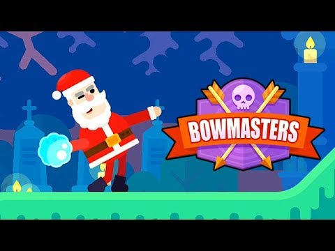 BOWMASTERS - You've Been Naughty Foo!!! - Part 33 [Android Gameplay, Walkthrough]
