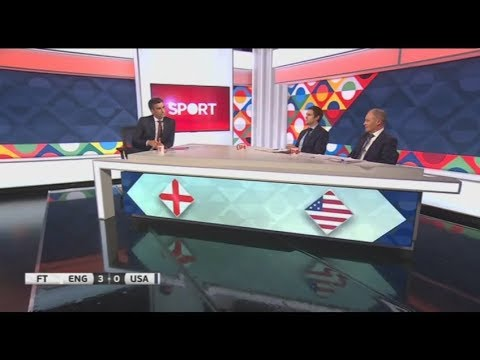 England 3-0 USA Post Match Analysis