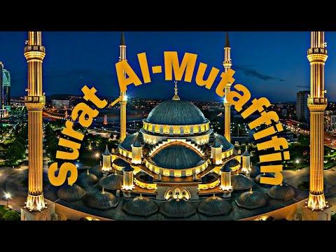 Download Surat Al Mutaffifin The Defrauding  Mishary Rashid Alafasy  256kbps mp3 Farer Muslim