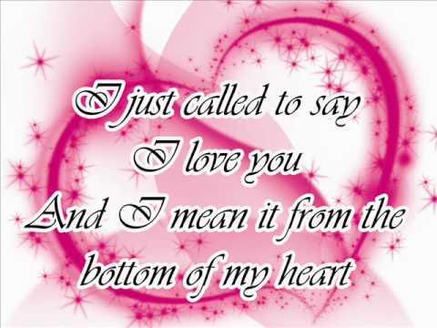 love you call