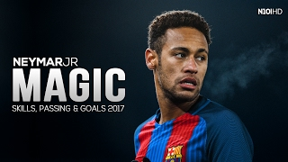Neymar ● Touch - Magic Dribbling Skills & Goals 2017 HD