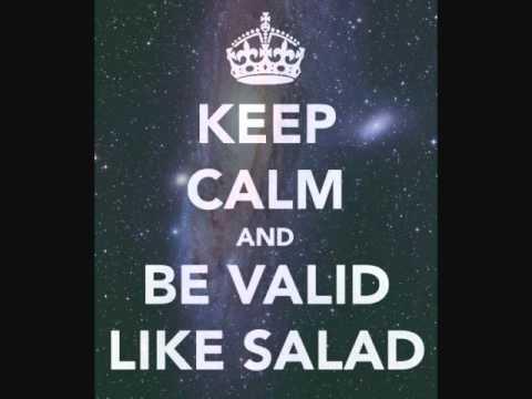 Valid Like Salad (Official Song) & Download Link