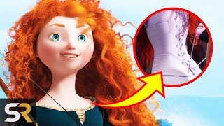25 Pixar Movie Mistakes Fans Didn't Notice
