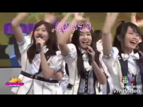 BNK48 & JKT48 Aitakata! Oi oi oi !!! ✊✊