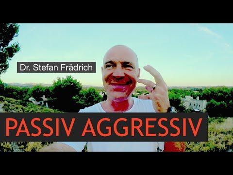 Bist du passiv aggressiv?