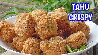 Resep Tahu Crispy Mudah dan Nagih