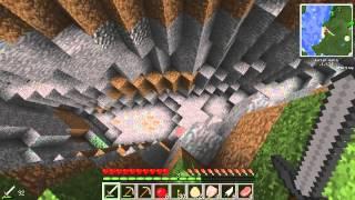 Minecraft-Сборка лазуритного гнома-#2-[Три шахты]