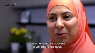 La recette de Myriame : couscous au poulet et aux légumes – Colruyt