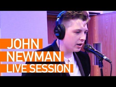 John Newman - Love Me Again - Live Session
