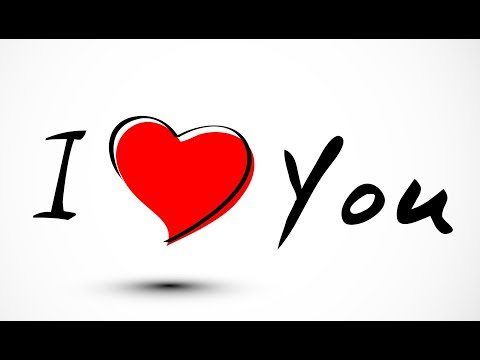 The Most Beautiful I Love You Message | 💕 Dedicated to you 💕 Romantic Video ❤️
