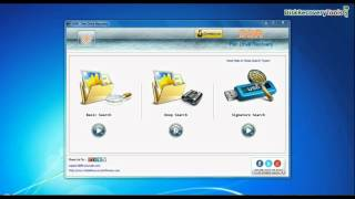 How to recover deleted files and folder data from 256GB Pen Drive