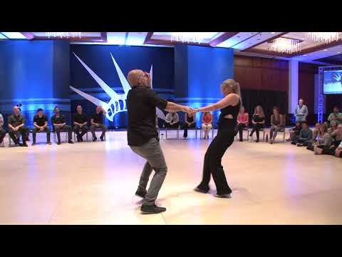 Liberty Swing 2018 Johnvitational Robert Royston & Alexis Garrish