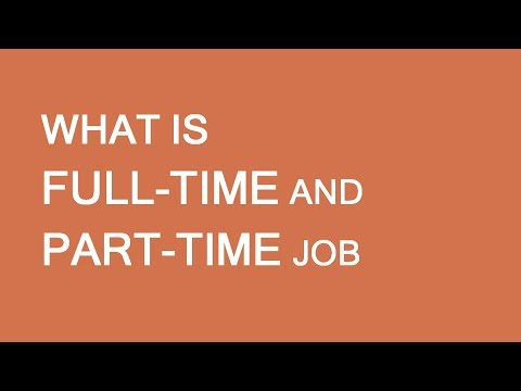 Full Or Part Time Employment For Immigration To Canada? LP Group