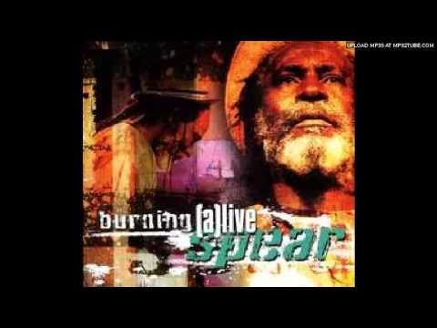 Burning Spear - Spear Burning - (A)Live In Concert '97