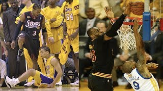 NBA 'That Was Iconic' MOMENTS