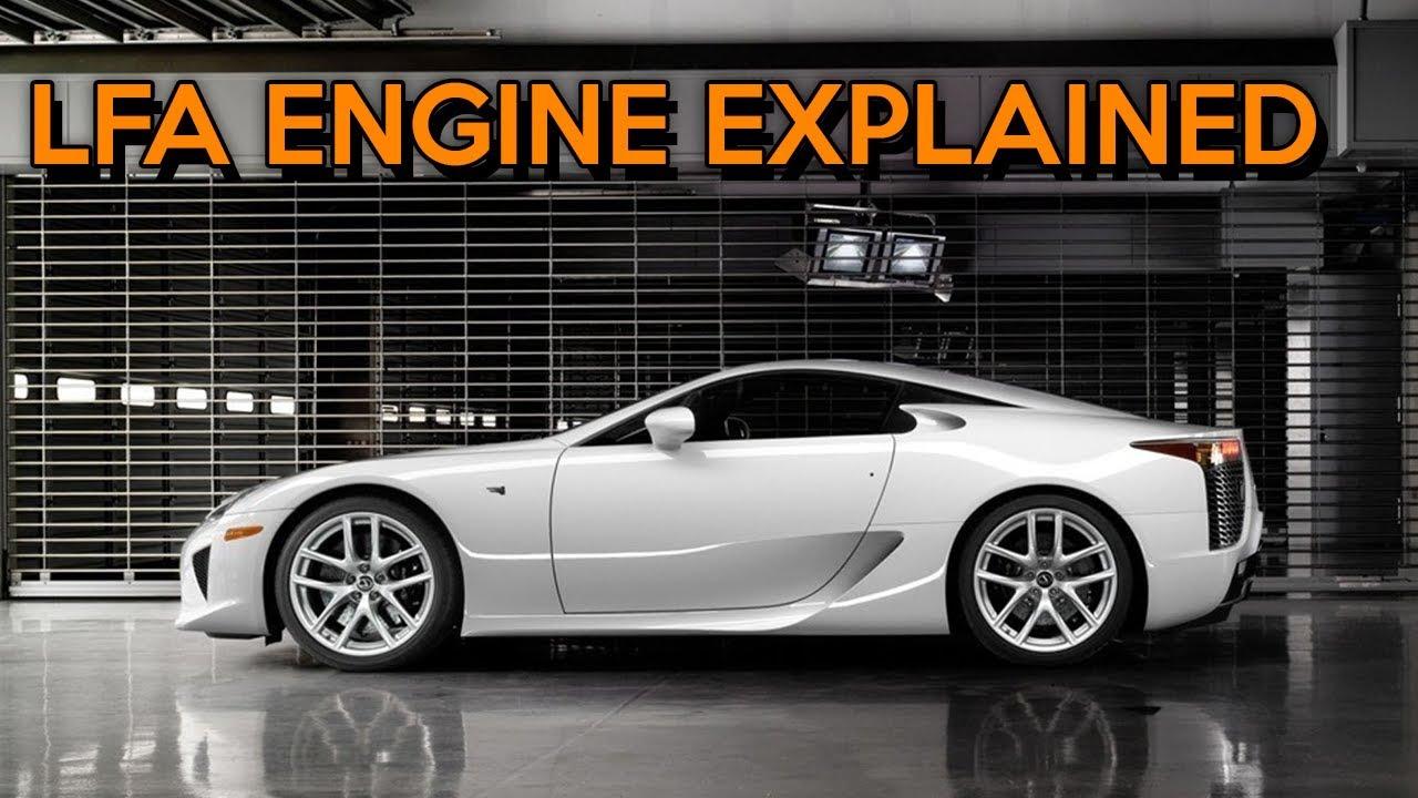 Lexus 1lr Gue Explained One Of The Best Yamaha Engines