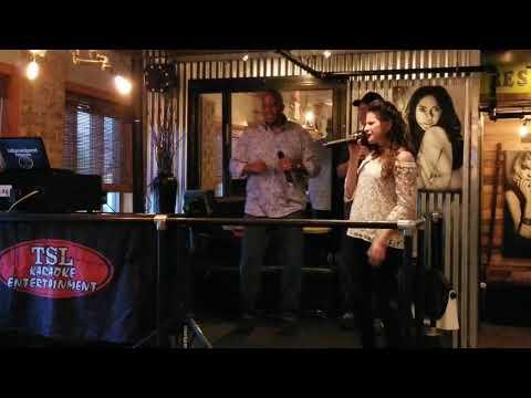 Tammy, Eddie & Bobby singing Midnight Train to Georgia by Gladys Knight & the Pips