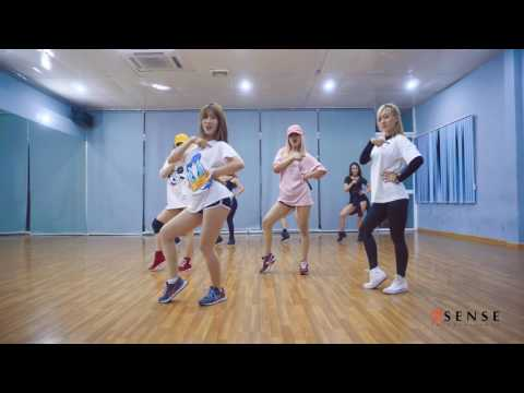Lip B   LOVE YOU WANT YOU   Dance Practice 4K