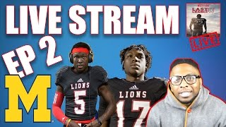 last chance u live stream only dynasty we play michigan today 11 15 16