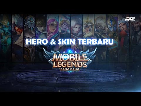 600+ Gambar Hero Mobile Legend Terbaru Gratis Terbaru