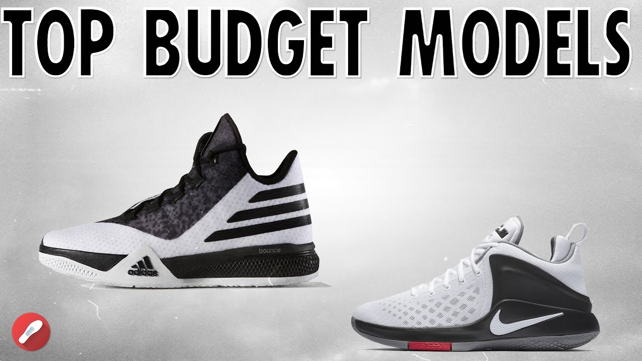 Top 3 Budget Model Basketball Shoes