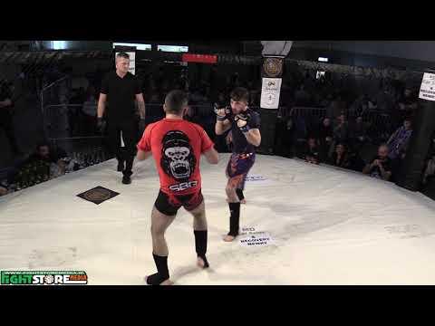 Patrick Griffin vs Damien Sneyd - Cage Legacy 10