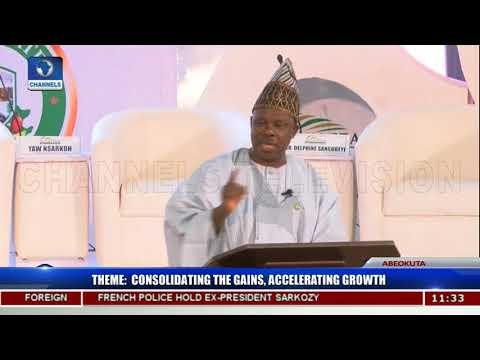 Amosun Counts Successes Of Earlier Forums, Assures New Investors Of Gain Pt.4 |Ogun Investors'Forum|