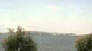 ベール池を一望する20060616 Marseil