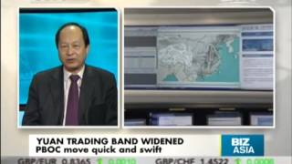 Studio interview: RMB forex rate