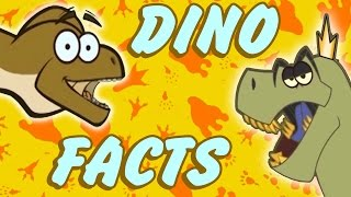 Download Video Dinosaur Facts & Dinosaur Cartoons Collection for Children by HooplakidzTv MP3 3GP MP4