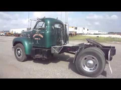 1962 MACK B61 For Sale - YouTube