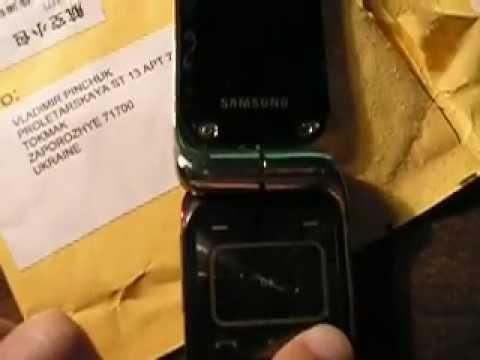 Samsung sgh l310