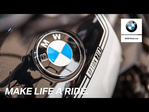 New Option 719 Parts Showcased LIVE From The 2018 BMW Motorrad Days