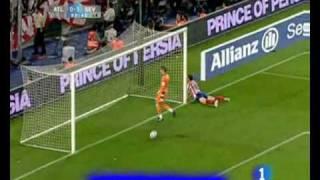 Copa del Rey 2009/2010 - Final - Atlético de Madrid 0 Sevilla FC 2