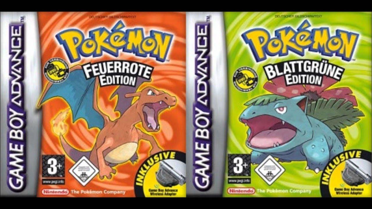 Pokemon Feuerrot Mastercode